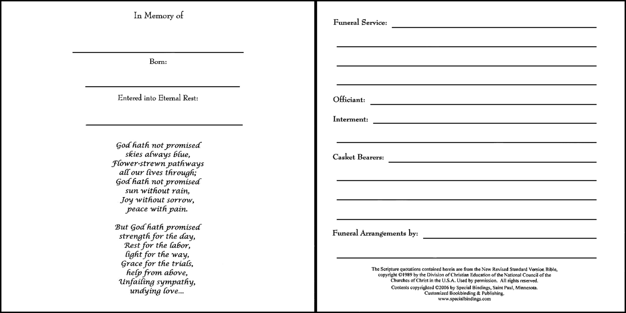 This is an image of Printable Guest Book Pages for free printable